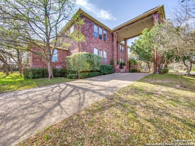 San Antonio Single Family Home Back on Market: 2922 Kingsford Ln