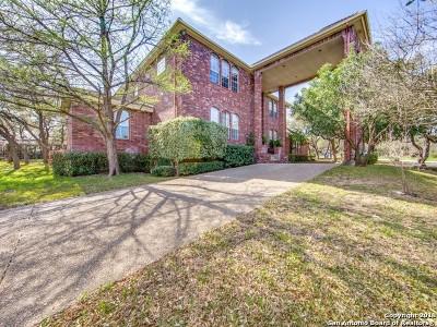 San Antonio Single Family Home Price Change: 2922 Kingsford Ln