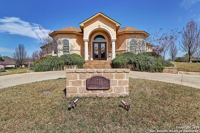 New Braunfels Single Family Home For Sale: 1775 Sunflower Bluff