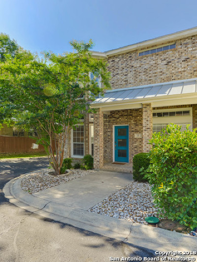 San Antonio Single Family Home For Sale: 77 Oakwell Farms Pkwy