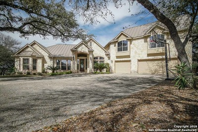 Boerne Single Family Home Active RFR: 30016 Mellow Ct