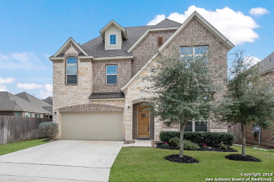 Boerne Single Family Home For Sale: 7906 Mystic Chase