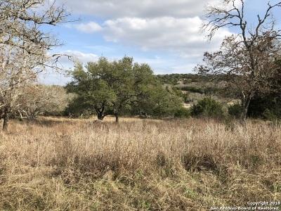 Boerne Residential Lots & Land For Sale: 509 Menger Springs