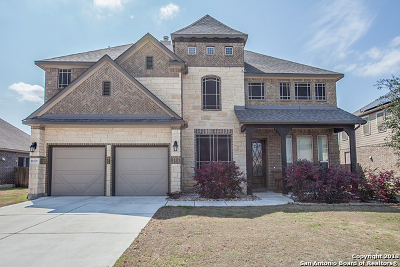 Schertz Single Family Home For Sale: 10329 Aurora Sky