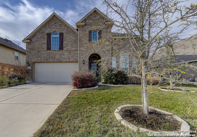 Schertz Single Family Home For Sale: 11633 Arbor Park Ln