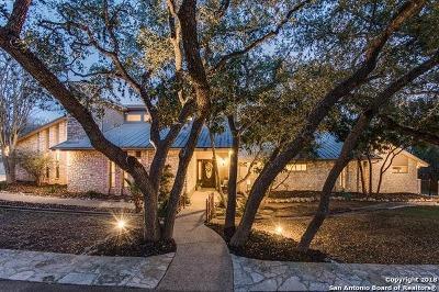 San Antonio Single Family Home For Sale: 14016 Mint Trail