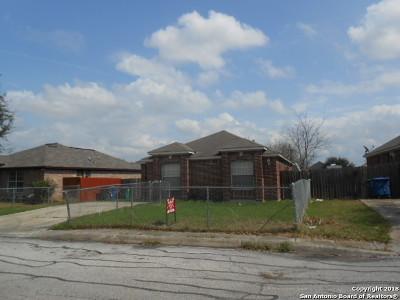 Single Family Home For Sale: 4710 Crystal Farm