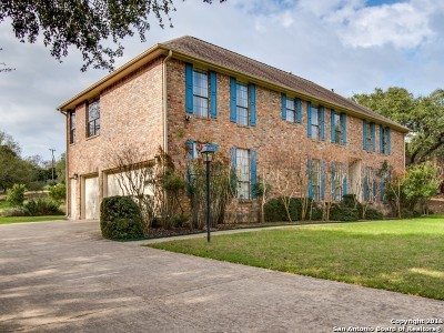 Single Family Home For Sale: 26880 Nelson Hill