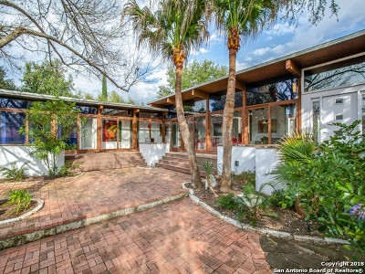 Terrell Hills Single Family Home Back on Market: 1113 Wiltshire Ave