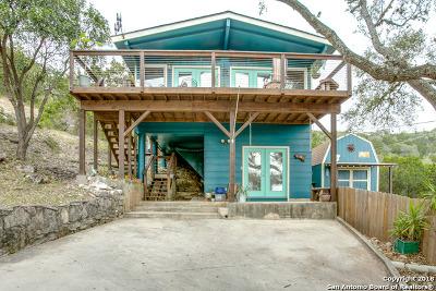 Canyon Lake Single Family Home Back on Market: 404 Dusty Saddle