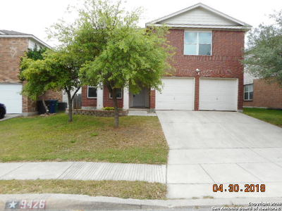 Bexar County, Comal County, Guadalupe County Single Family Home For Sale: 9426 Mulberry Path