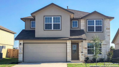 Bexar County Single Family Home For Sale: 10114 Rhyder Ridge