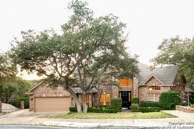 San Antonio Single Family Home Price Change: 39 Inwood Manor