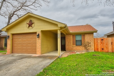 New Braunfels Single Family Home For Sale: 958 Sundance