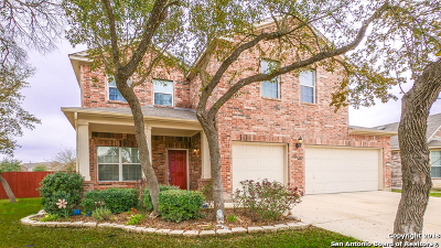 San Antonio Single Family Home Back on Market: 11519 Elijah Stapp