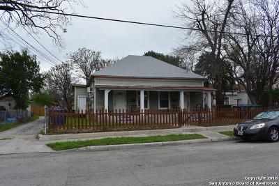 Bexar County Multi Family Home For Sale: 909 W Euclid Ave