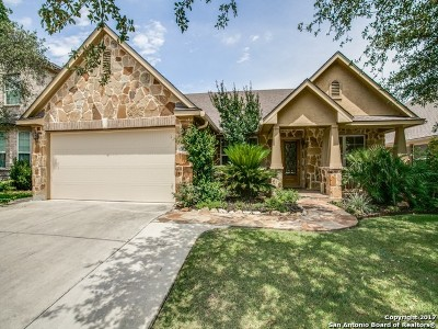 Helotes Single Family Home For Sale: 13026 Moselle Forest