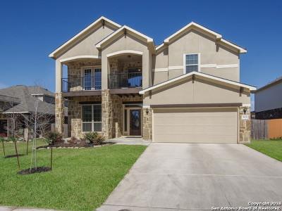 Cibolo Single Family Home For Sale: 508 Morgan Run