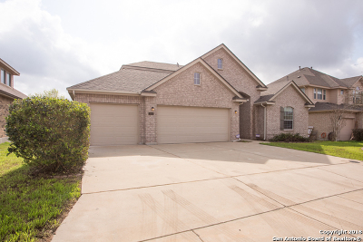 Converse Single Family Home For Sale: 2614 Seal Pointe