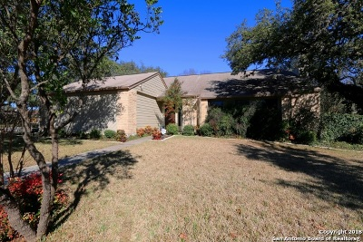 San Antonio Single Family Home Back on Market: 2003 Encino Cliff St