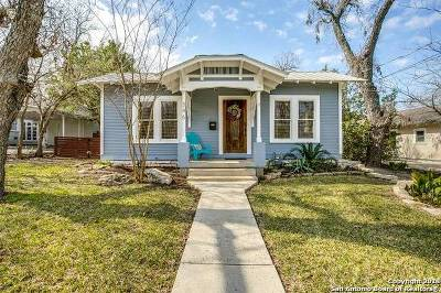 New Braunfels Single Family Home Back on Market: 346 S Sycamore Ave