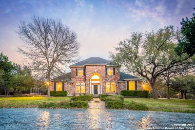 Garden Ridge Single Family Home For Sale: 9814 Trophy Oaks Dr