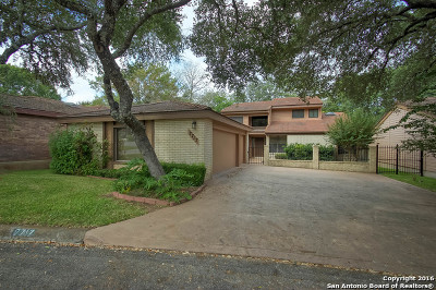 Fair Oaks Ranch Single Family Home For Sale: 7717 Terra Manor