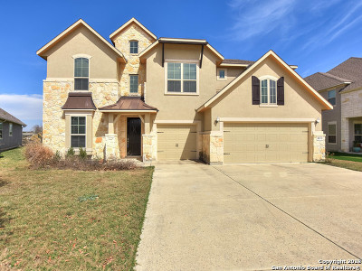 Fair Oaks Ranch Single Family Home Price Change: 8031 Cibolo Valley