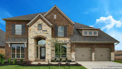 Seguin Single Family Home Price Change: 2913 Countryside Path