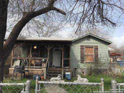 San Antonio Single Family Home Back on Market: 1131 Clower