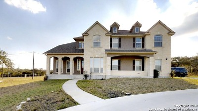 San Antonio Single Family Home Back on Market: 28315 Verde Mtn Trl