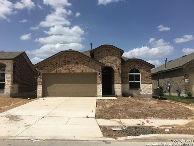 Alamo Ranch Single Family Home For Sale: 13207 Panhandle Cove