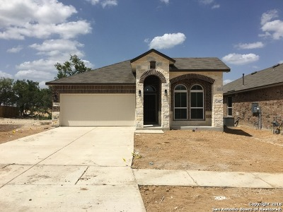Alamo Ranch Single Family Home For Sale: 13211 Panhandle Cove