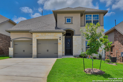San Antonio Single Family Home Back on Market: 13616 Jagged Bend