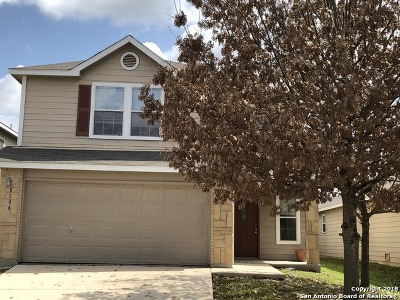San Antonio Single Family Home For Sale: 8206 Willow Country