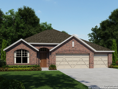 Schertz Single Family Home For Sale: 1009 Water Oak