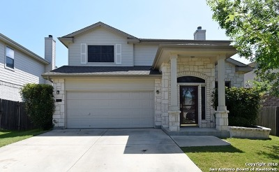 Schertz Single Family Home For Sale: 834 Secretariat Dr