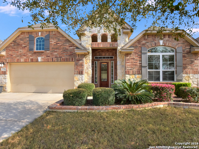 Alamo Ranch Single Family Home For Sale: 5314 Tulip Bnd