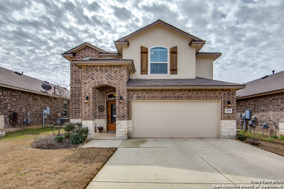 Single Family Home For Sale: 5930 Akin Song