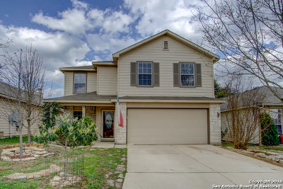 Boerne Single Family Home New: 7539 Paraiso Haven