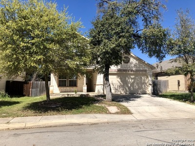 San Antonio Single Family Home Back on Market: 8115 Ashwood Pointe