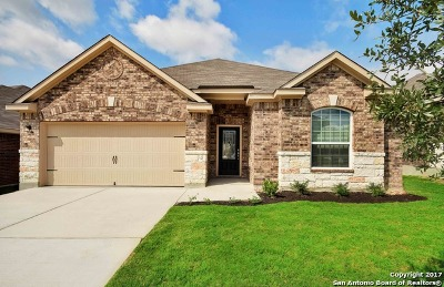 Bexar County Single Family Home Back on Market: 7806 Creekshore Cv