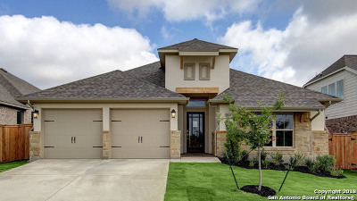 Balcones Creek Single Family Home Price Change: 9747 Innes Place