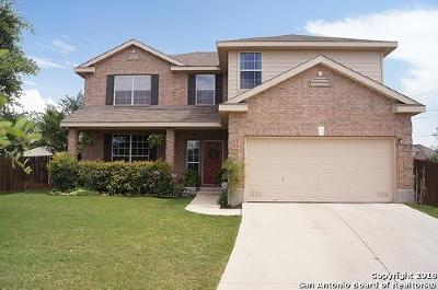 Cibolo Single Family Home New: 112 Braeswood Ln