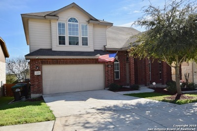 San Antonio Single Family Home For Sale: 12622 Red Maple Way
