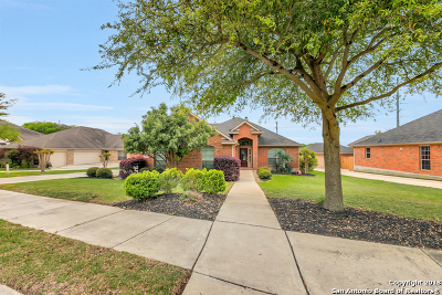 Schertz Single Family Home New: 3513 Big Horn Trail