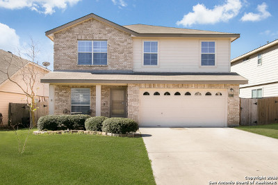 Universal City Single Family Home Back on Market: 10111 Sparrow Way
