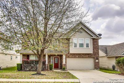 Cibolo Single Family Home Back on Market: 145 Carmel Dr