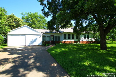 Atascosa County Single Family Home New: 61 Park Ave