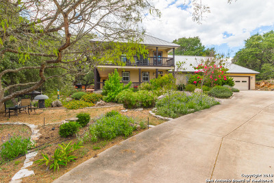 Comal County Single Family Home New: 3625 Rust